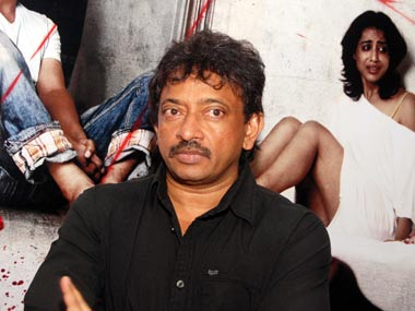 I don't think cinema in Rs 100 cr terms: Ram Gopal Verma