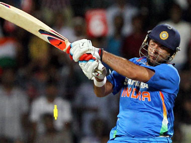 India lose to NZ but Yuvraj makes successful return