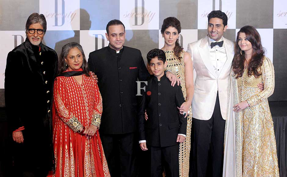 Shweta Bachchan Education