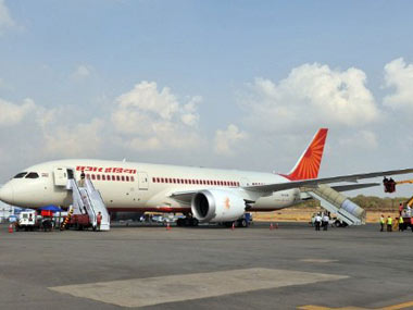 AI to start international operations on Dreamliner from 15 Oct