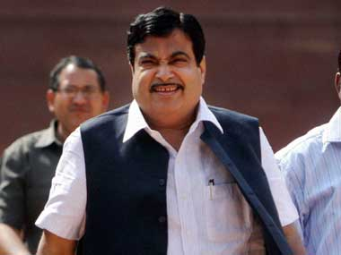 Gadkari represents everything thats wrong with BJP today