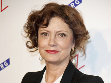 Susan Sarandon says she was a victim of casting couch