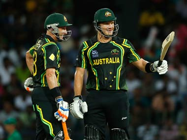 Shane Watson has been in amazing touch. AP