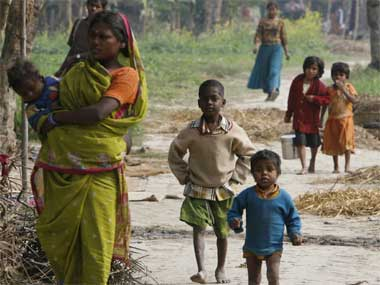 Onefifth of India is undernourished Report