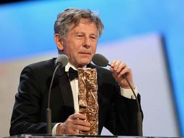 Roman Polanski. Getty Images.