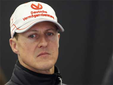 Schumacher will retire at the end of the season. Reuters