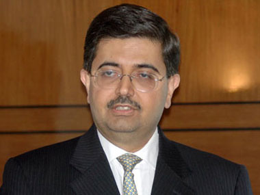 Uday Kotak, Vice-Chairman and Managing Director, Kotak Mahindra Bank. Reuters