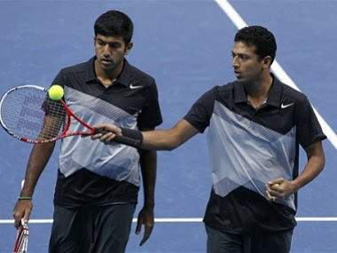 Bhupathi to partner Nestor Bopanna to play with Rajeev Ram