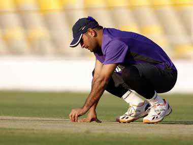 BCCI has given in to Dhoni's demand. AP