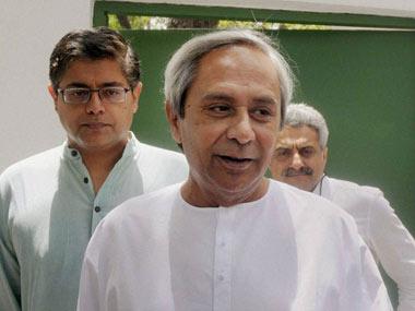 Naveen Patnaik. PTI