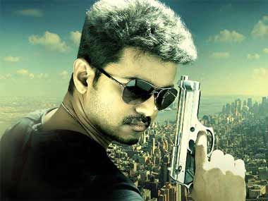 Thuppakki Review cracking the Tamil cinema formula