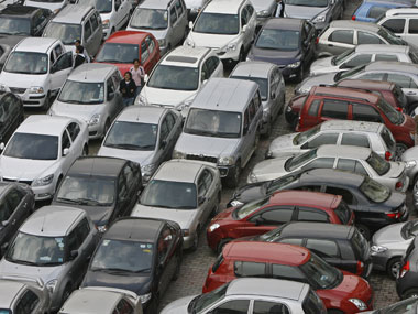 Car sales at 22month high in Oct on festive demand