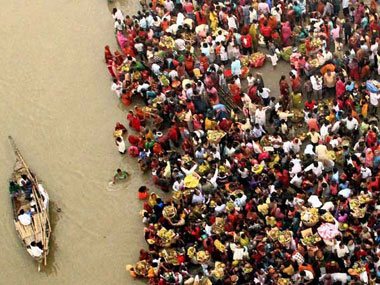 Patna 18 killed several injured in Chhath stampede