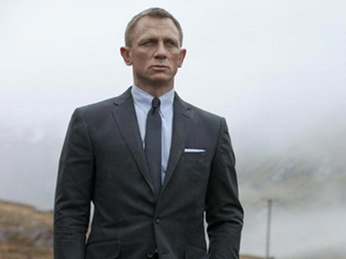 Skyfall makes Daniel Craig the highest paid James Bond