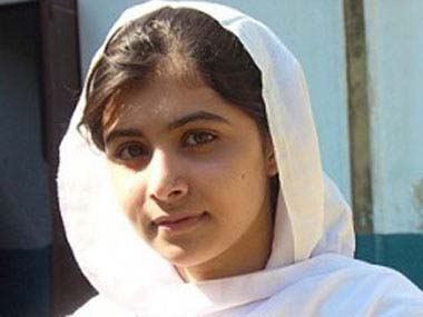 Malala awarded for bravery advocacy of girl education