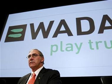 File picture of World Anti-Doping Agency (WADA) President John Fahey. Reuters