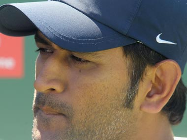 Dhoni needs to concentrate on just the game. Getty Images