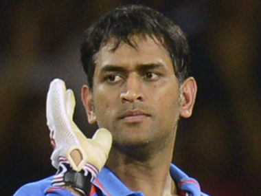 Will anyone listen to Dhoni? Reuters