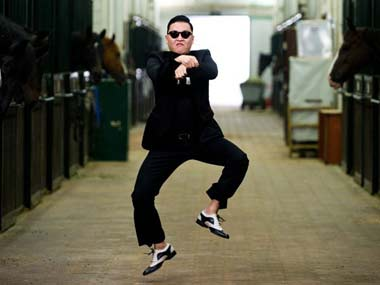 South Korean rapper Psy apologises for past antiUS songs