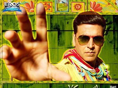 Movie review Khiladi 786 is a leaveyourbrainsathome kinda comedy