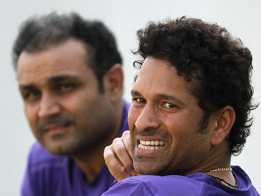 Sehwag is more important to India's future than Sachin. Reuters