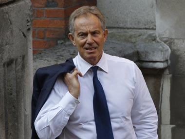 Brexit: Tony Blair calls for stricter controls on migration from within EU to avoid complete split