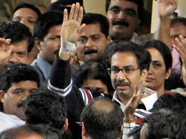 Uddhav Thackeray now made the editor of Shiv Sena newspapers