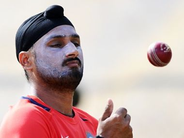 Harbhajan is planning to open an academy at the Andheri sports complex. AFP
