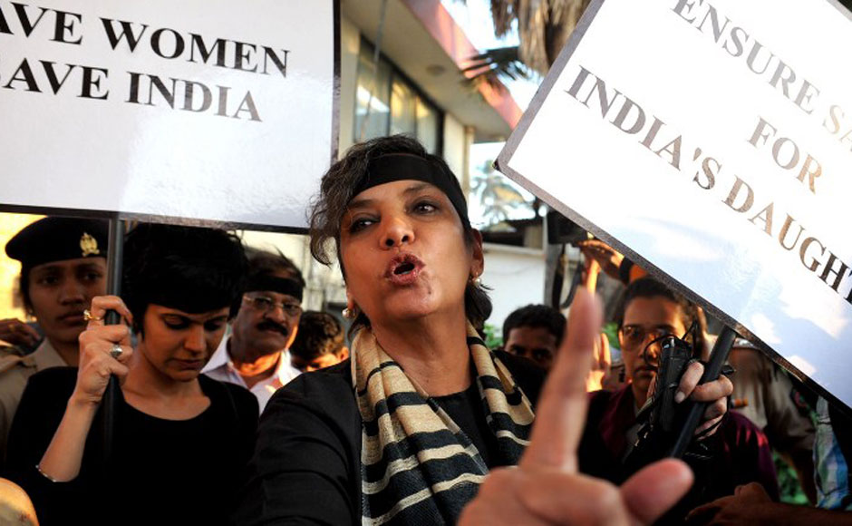 Images: Bollywood joins protests for Delhi gangrape victim