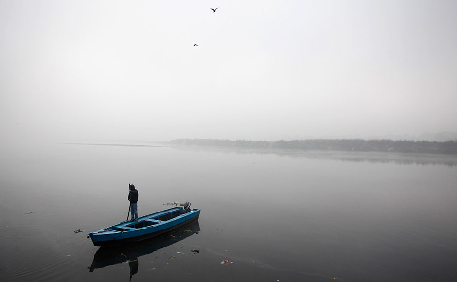 Images: Heavy fog, cold leaves North India reeling