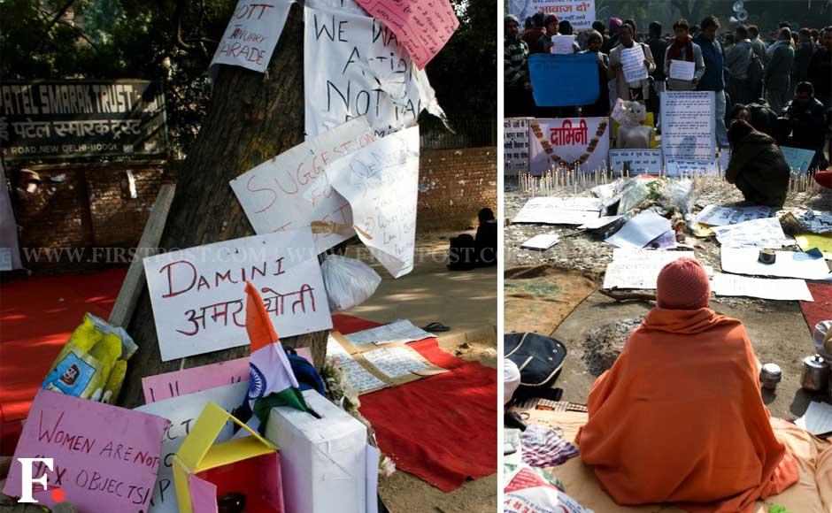 Images: Protesters demand justice for Delhi rape victim