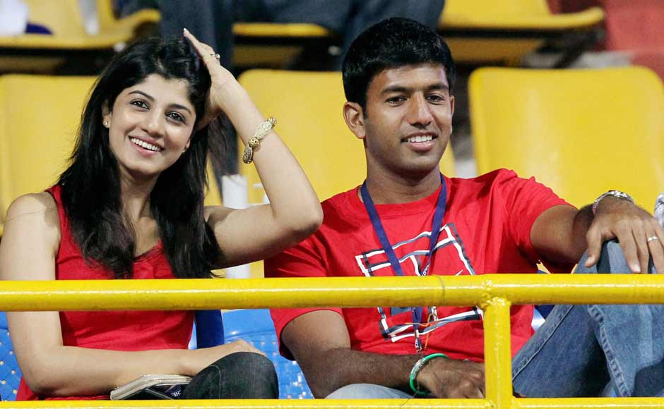 Images: India's tennis superstars at Chennai Open