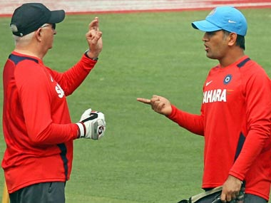 Dhoni and Fletcher must be pretty surprised. PTI
