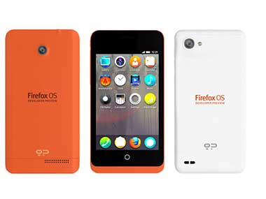 The Firefox smartphone. Image from Firefox blog post.
