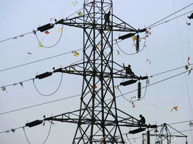 Power generation. Reuters
