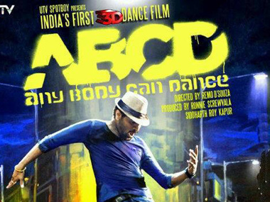Movie Review Remo DSouzas ABCD just cant Step Up to it