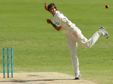 Ashton Agar. Getty