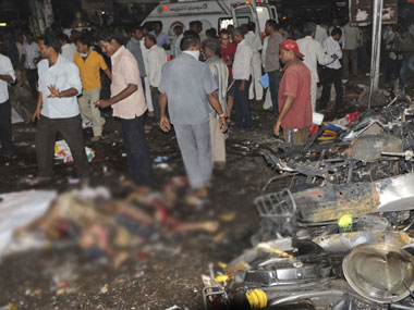 Hyderabad blasts Why the challenge is to stand united and defeat terror