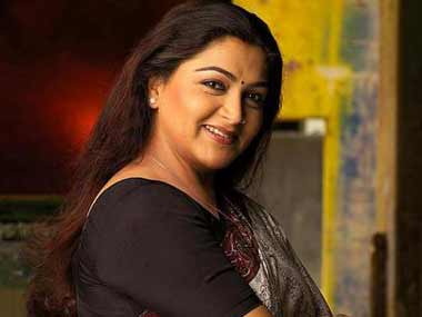 Will Khushboo survive the crisis in the DMK