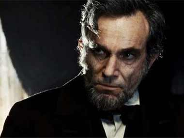 Movie Review Daniel DayLewis as Lincoln is a modern god of acting