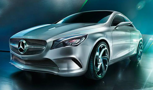 Mercedes Concept Style Coupe. George Albert/Firstpost