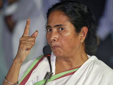 Mamata Banerjee has face criticism for removing Pachananda from his post. Reuters