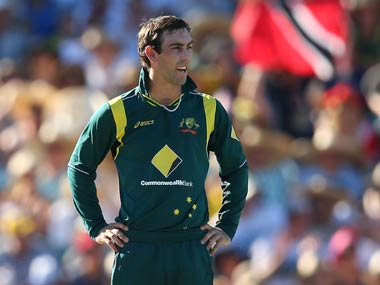 Glenn Maxwell was the most expensive buy in the IPL 6 auction. Getty Images