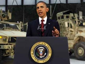 Obama to announce return of 34,000 troops from Afghanistan Obama