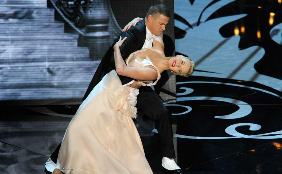 Images: Charlize Theron sets the stage on fire with her Oscar performance