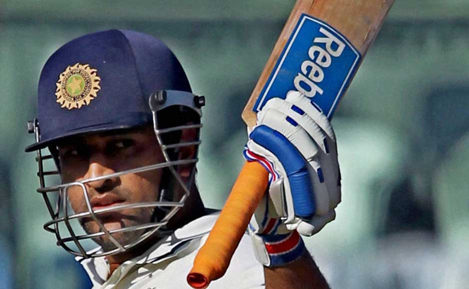 Images: Dhoni breaks records on his way to 224