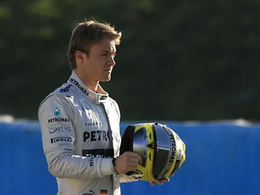 Rosberg got the best out of his car. Reuters