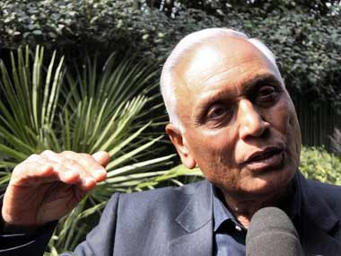 SP Tyagi has presented his side of the matter, but he is far from convincing. PTI