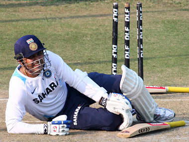 Sehwag needs to embrace change. Reuters