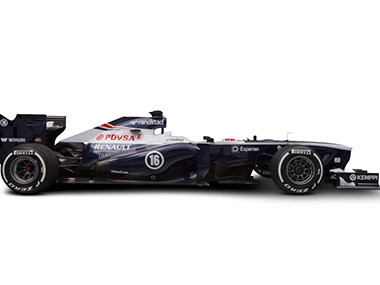 Image from Williams F1 Twitter account.